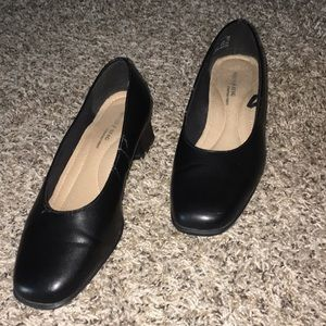 White Stag heel